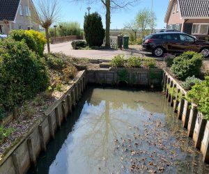 Beschoeiing Westbroek 2